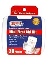 Band-Aid Peferred Plus Plus Mini First Aid Kit