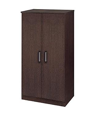 Hallway Furniture Schuhschrank Vivian B1 dunkelbraun