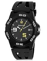 Sonata Analog Black Dial Men's Watch - NF7929PP08J