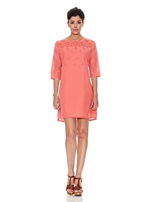 Peace & Love Vestido Yountville (Coral)