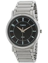 Timex Classics Analog Black Dial Men's Watch - TI000R41500