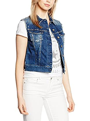 Guess Weste Denim Whitney