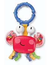 Fisher-Price Discover n' Grow Clacker, Crab (Discontinued by Manufacturer)