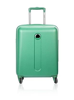 Delsey Trolley rígido Helium Verde 54 cm