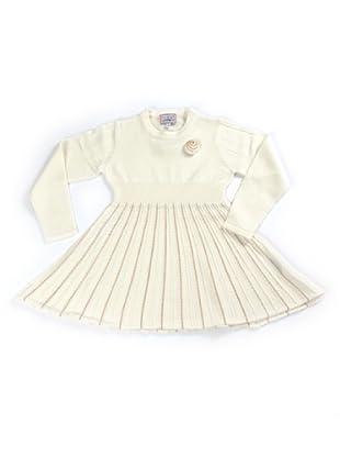 My Doll Kleid (Weiß/Gold)
