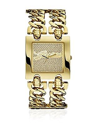 Guess Reloj de cuarzo Woman Oro 28 mm