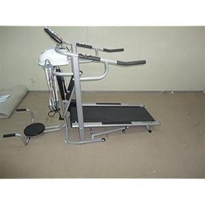 Novafit Multi Functional Treadmill 5 In 1