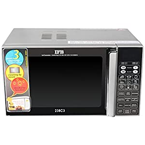IFB 23SC3 Convection Microwave Oven-Black