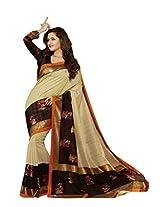 Roop Kashish Silk Saree (12546 _Beige)