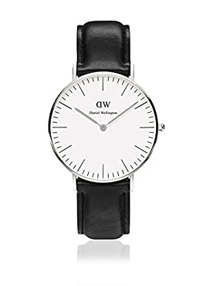 Daniel Wellington Reloj con movimiento cuarzo japonés Woman Classic Sheffield 34 mm