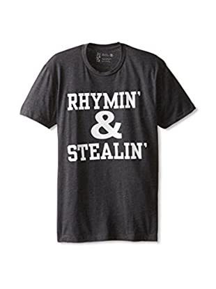 DiLascia Men's Rhymin and Stealin Crew Neck T-Shirt