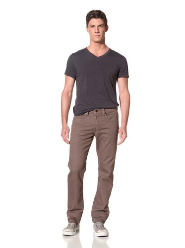 Kasil Workshop Men's Davidson Straight Fit Jeans (Stone)