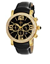 Elite Analog Black Dial Women's Watch - E1982/103