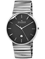Skagen End-of-Season Ancher Analog Grey Dial Men Watch - SKW6109