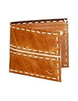 Bern Men's Leather Wallet - Brown