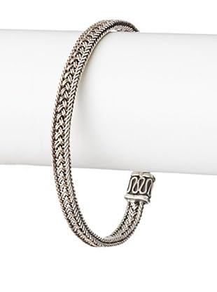 Jan Leslie Men's Woven Bracelet