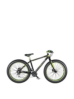 Linea Fausto Coppi Fahrrad King schwarz/grün