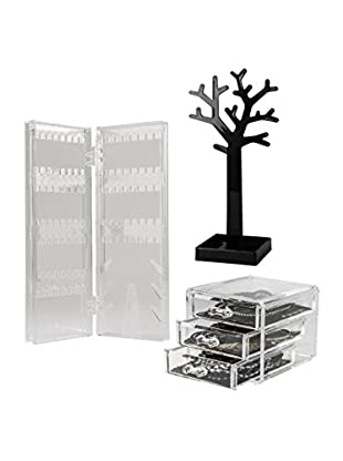 Compactor Set 3 Organizadores De Joyas