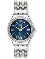 Swatch Irony Analog Blue Dial Men's Watch - YGS452G