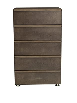 Urban Spaces Boma High Chest, Gray