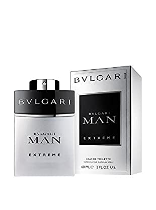 Bvlgari Eau de Toilette Hombre Man Extreme 60.0 ml