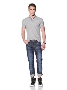 Antony Morato Men's Medium Wash Jeans (Denim)