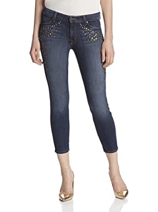 CJ by Cookie Johnson Women's Believe Studded Crop Jean (Kapili)