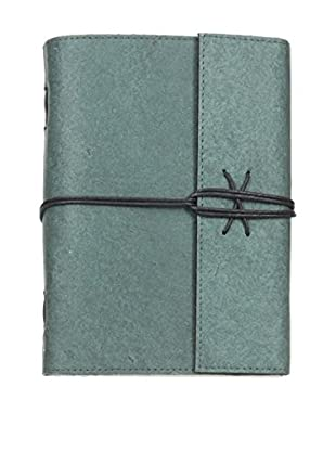Marina Vaptzarov Soft Cover Daphne Paper Travel Diary, Dark Grey