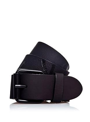Pepe Jeans London Cinturón Hammond (Negro)