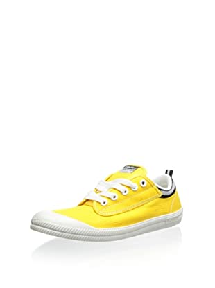 Volley Men's Volley International Sneaker (Yellow/White)