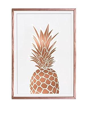 Really Nice Things Wandbild Pineapple