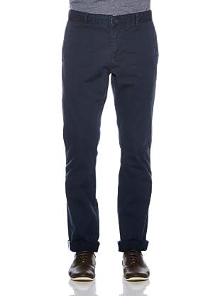Solid! Pantalón Casual (Azul Oscuro)