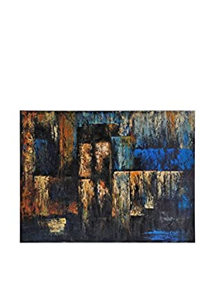 Surya Box Abstract Wall Décor, Multi, 36