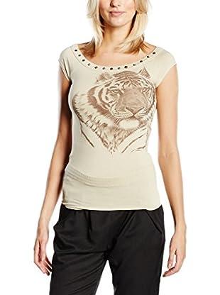 barbarella T-Shirt Manica Corta Tiger