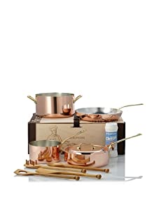 Ruffoni Protagonista 5-Piece Cookware Set In Wooden Box