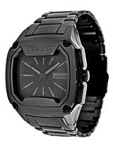 Freestyle Men's 101076 Shark Classic Rectangle Shark Digital Watch
