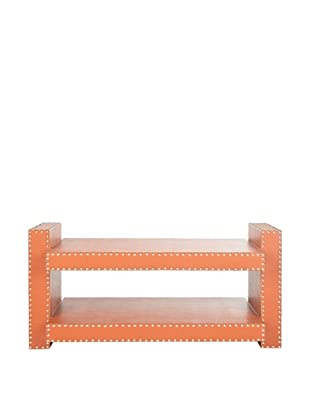 Safavieh Garson Accent Table, Orange