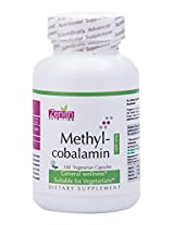 Zenith Nutrition Methylcobalamin - 100 Capsules