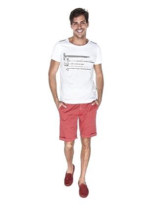 Giorgio Di Mare Camiseta Diego (Blanco)