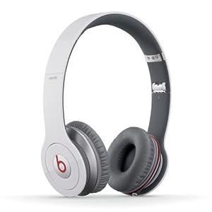 Beats Solo HD Headphone With Mic-White