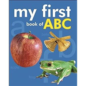 Baby's First Book of Alphabet ABC