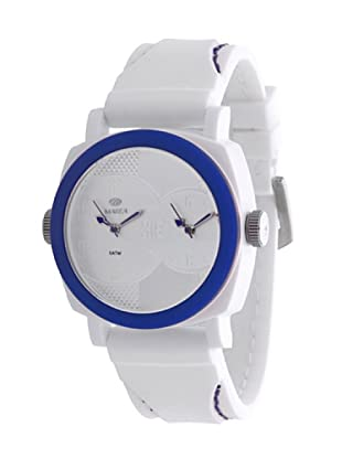 Marea 41109/5 - Reloj Unisex silicona Blanco
