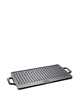 Guro Cast Iron Pro Griddle/Grill Pan (Black)