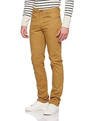 Lee Pantalón Brooklyn Straight Gold