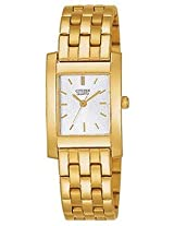 Citizen Analog Watch For Men Gold EJ4583 57A