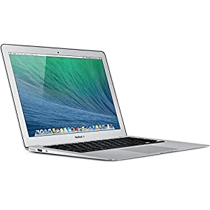 Apple MD760HN/B 13-inch Laptop (Core i5/4GB/128GB/Mac OS X, Mavericks/Intel HD Graphics 5000/without Laptop Bag), Silver