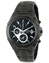 Pulsar Men's PF3961 Chronograph Black Dial Watch