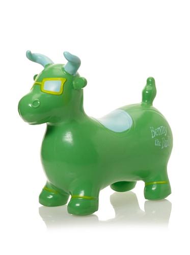Waliki Toys Benny the Bull Rider, Lime