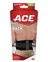 Ace Back Brace, One Size Adjustable