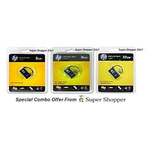 HP v165w Mini USB Pendrive Combo Offer 8GB, 16GB, 32GB Pen Drive 8GB 16 GB 32 GB